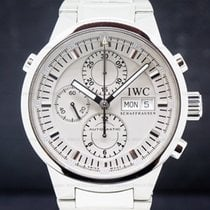 IWC GST Steel 43mm Silver Arabic numerals United States of America, Massachusetts, Boston