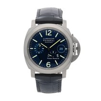 Panerai Luminor Power Reserve Titanium 44mm Blue Arabic numerals United States of America, Pennsylvania, Bala Cynwyd