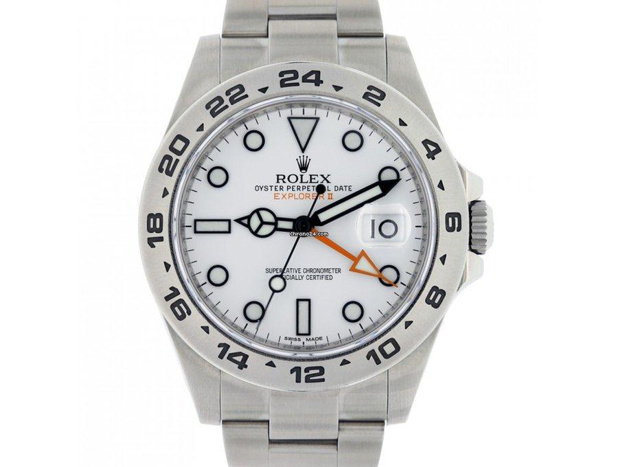 new style 8286f 019b8 Rolex Explorer II 216570 Full Set