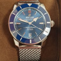 Breitling Superocean Héritage II 42 Stahl Blau