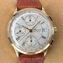 Philip Watch Gelbgold 37mm Automatik R8041948021 gebraucht