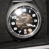 Seiko Silver Automatic Black Arabic numerals 42.9mm new