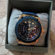 Guess Stål 45mm Automatisk W0911L6 ny