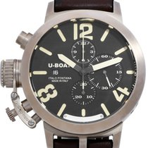U-Boat Silver 48mm Automatic 7453 pre-owned