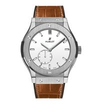 Hublot Classic Fusion Ultra-Thin new 2019 Manual winding Watch with original box and original papers 545.NX.2210.LR