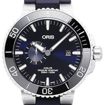 Oris Aquis Small Second 01 743 7733 4135-07 4 24 65EB 2020 new