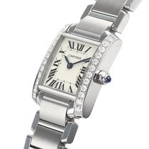 Cartier W4TA0008 Steel 2019 Tank Française 25mm new