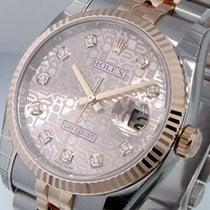Rolex Datejust Steel Pink