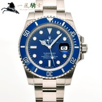 Rolex Submariner Date 116619LB pre-owned