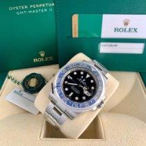 Rolex GMT-Master II 116710BLNR 2017 nuevo