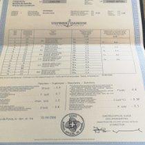 Ulysse Nardin Macho Palladium 950 Палладий 43mm Cеребро