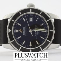 Breitling NEW SuperOcean Heritage 42 mm  BLACK NERO A1732124