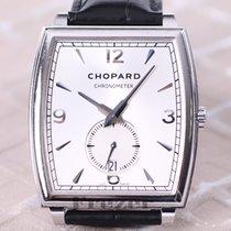 Chopard L.U.C. XP Tonneau White Gold