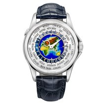 Patek Philippe World Time White Gold (5131G-001)