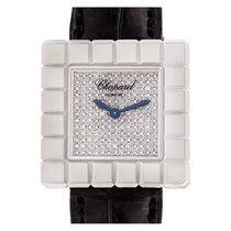 Chopard Ice Cube Yellow gold 25mm Silver No numerals United States of America, Florida, Surfside