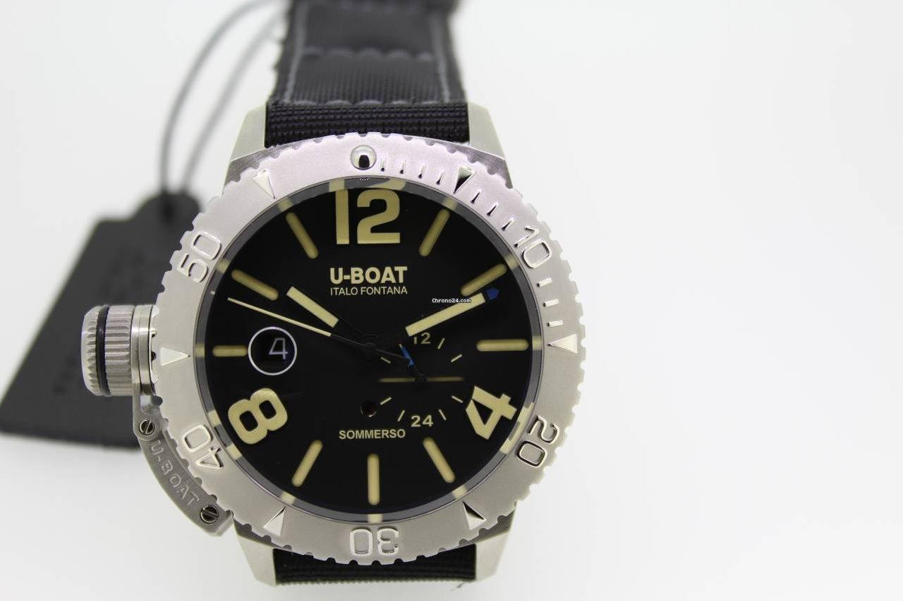 u boat sommerso  Vendesi U-Boat Sommerso per 1.900 € da un Trusted Seller su Chrono24