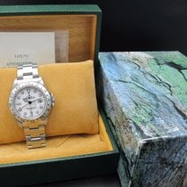 Rolex EXPLORER 2 16570 White Dial (T25) with Box and Paper