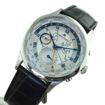 Maurice Lacroix MP6008-SS001-111-1 Masterpiece Worldtimer