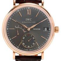 IWC Portofino Hand-Wound IW510104 2020 новые