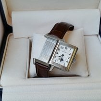 Jaeger-LeCoultre Reverso Grande Date pre-owned 47mm Steel
