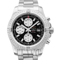 Breitling Colt Chronograph Automatic Stahl 44.00mm Schwarz