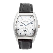 Paul Picot Chronograph 39.5mm Automatic pre-owned Silver