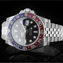 Rolex GMT-Master II (40mm) Ref. 126710BLRO Pepsi Box & Papiere...
