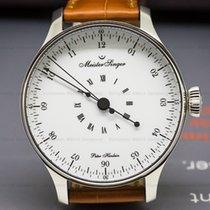 Meistersinger ED-HEN17 Peter Henlein SS White Dial Limited...
