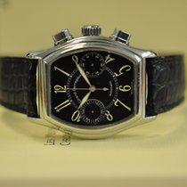 Girard Perregaux Chronograph 36mm Automatic pre-owned Richeville Black