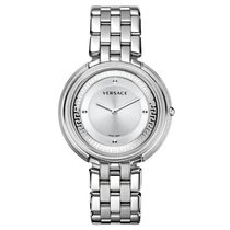 Versace Steel 35mm Quartz VA706 0013 new United States of America, New York, New York