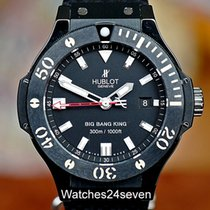 Hublot Big Bang King Ceramic Black Arabic numerals United States of America, Missouri, Chesterfield