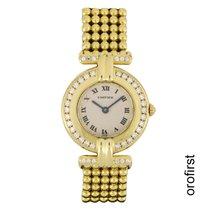 Cartier 881092 Oro amarillo 1990 24mm usados