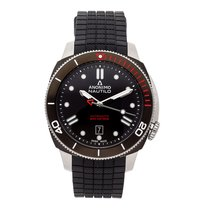 Anonimo Steel 44.5mm Automatic AM-1002.01.001.A11 pre-owned