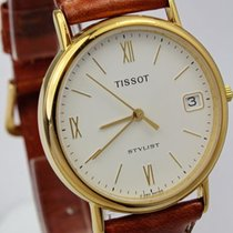 Tissot Stylist 32mm Blanco Árabes