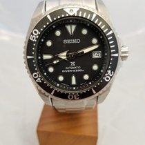 Seiko Prospex Titanium 44mm Black United States of America, Colorado, Denver