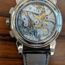 파텍필립 Perpetual Calendar Chronograph 화이트골드 41mm