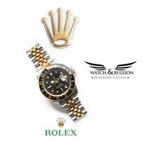 Rolex Zlato/Ocel 40mm Automatika 16753 použité