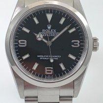 Rolex Explorer Stahl 36mm Schwarz Arabisch Deutschland, Rheinstetten - Karlsruhe