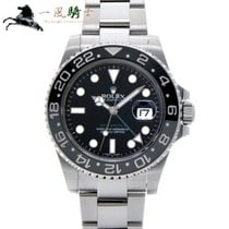 Rolex 116710LN Steel GMT-Master II 40mm pre-owned United States of America, California, Los Angeles