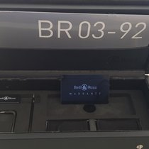 Bell & Ross Stahl Automatik BR03-94-S gebraucht