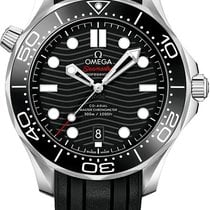 Omega 210.32.42.20.01.001 Steel 2019 Seamaster Diver 300 M 42mm new United States of America, Iowa, Des Moines