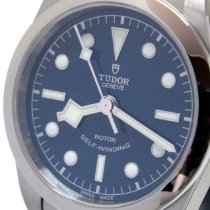 Tudor 79500-0004 TUDOR HERITAGE Acciaio BlackBay Auto Blu 36mm Steel 2020 Black Bay 36 36mm new