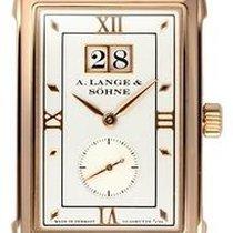 A. Lange & Söhne Cabaret Rose gold 36,3mm Silver