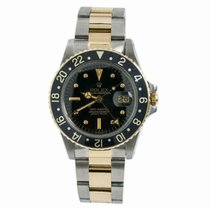 Rolex 1675 Steel 1970 GMT-Master 40mm United States of America, New York, New York