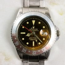 Rolex 1675 Steel 1960 GMT-Master 40mm pre-owned United States of America, Florida, Sunny Isles Beach