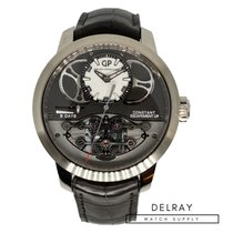 Girard Perregaux Bridges Oro blanco 48mm