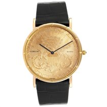 Corum Coin Watch 1899 pre-owned