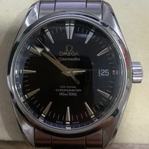 Omega Seamaster Aqua Terra Steel 36.2mm Black Singapore, Singapore