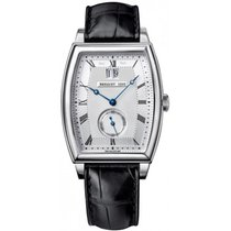 Breguet White gold 39mm Automatic 5480BB/12/996 new