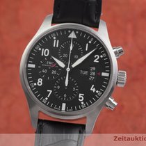 IWC Pilot Chronograph 3777 2013 pre-owned